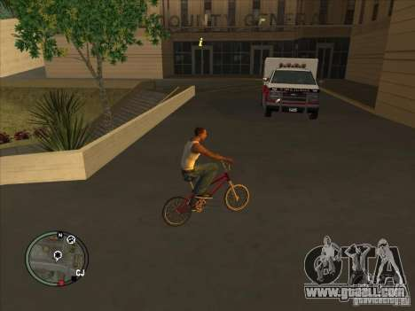 Addon To Icons for GTA San Andreas second screenshot