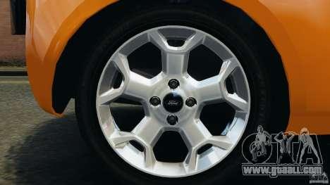 Ford Ka 2011 for GTA 4 side view