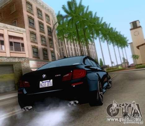 Realistic Graphics HD 5.0 Final for GTA San Andreas second screenshot