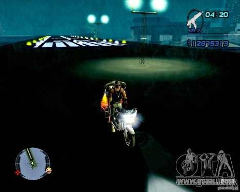 Not ENB for GTA San Andreas sixth screenshot
