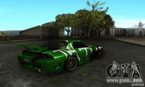 iPrend ENBSeries v1.3 Final for GTA San Andreas third screenshot