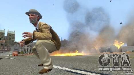 Explosion & Fire Tweak 1.0 for GTA 4 fifth screenshot