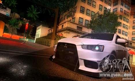 SA_gline 4.0 for GTA San Andreas eighth screenshot