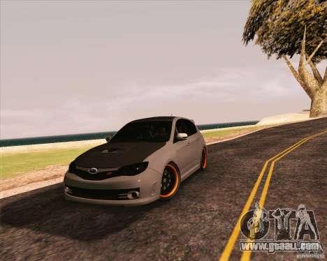 NFS The Run ENBSeries by Sankalol for GTA San Andreas eighth screenshot