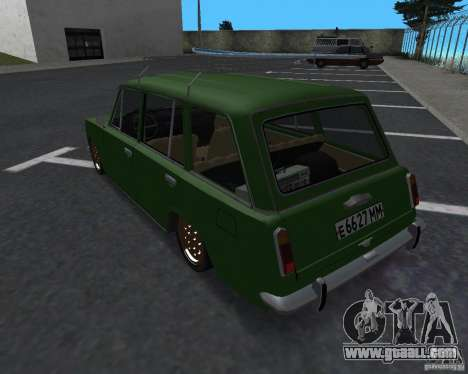 VAZ 2102 Florida for GTA San Andreas left view