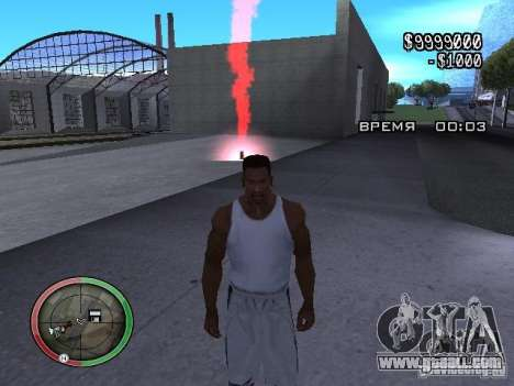 Dynamite MOD for GTA San Andreas third screenshot