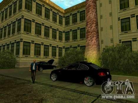 Renewal Of The LSPD for GTA San Andreas fifth screenshot