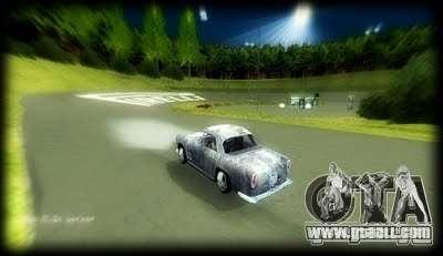 Roskilde ring for GTA San Andreas forth screenshot