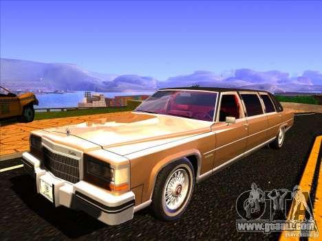 ENBSeries v2.0 for GTA San Andreas sixth screenshot