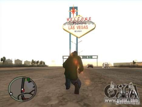 Las Vegas In GTA San Andreas for GTA San Andreas