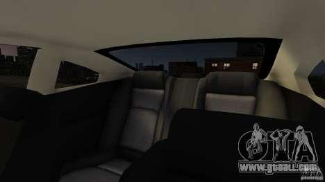 Infiniti G35 for GTA 4 side view