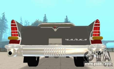 GAZ 13 Chaika v2.0 for GTA San Andreas right view