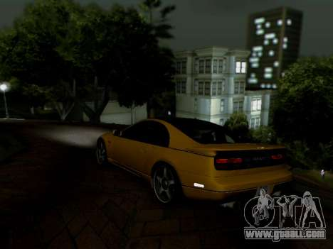 Nissan 300ZX Fairlady Z32 for GTA San Andreas left view