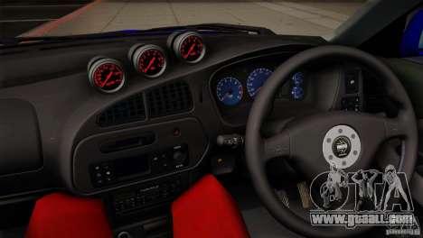 Mitsubishi Lancer Evolution lX for GTA San Andreas side view