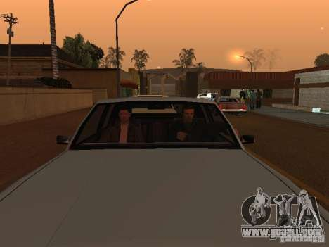 Los Santos Protagonists for GTA San Andreas second screenshot