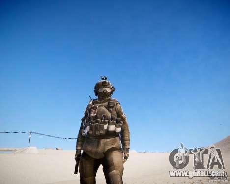 MW2 Phoenix Paratroopers for GTA 4 second screenshot