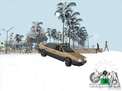 Volkswagen Passat B3 for GTA San Andreas side view