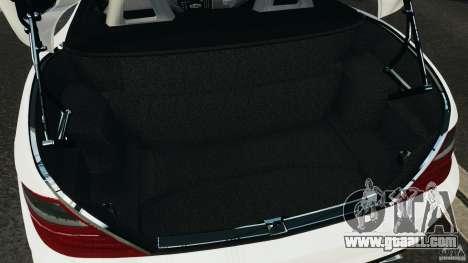Mercedes-Benz SLK 2012 v1.0 [RIV] for GTA 4 side view