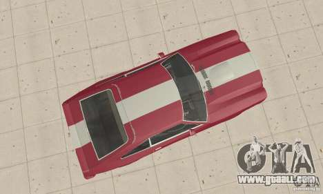 Ford Mustang II 1976 Cobra v. 1.01 for GTA San Andreas right view
