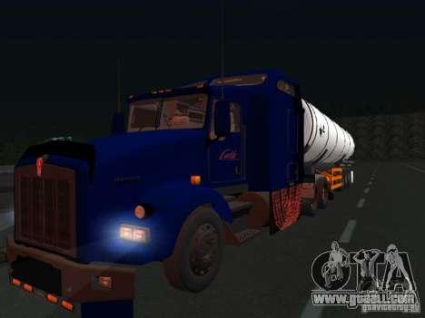 Kenwort T800 Carlile for GTA San Andreas