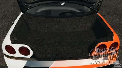Nissan Skyline GT-R (R33) v1.0 for GTA 4 bottom view