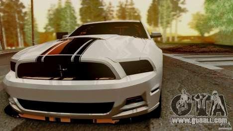 SA Beautiful Realistic Graphics 1.5 for GTA San Andreas