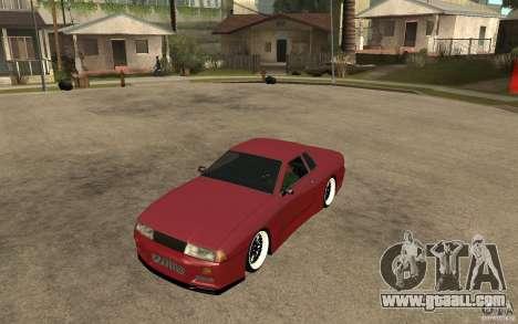 Elegy Modified for GTA San Andreas