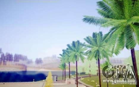 Sompelling ENBSeries for GTA San Andreas eighth screenshot