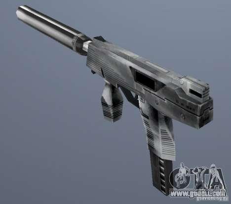CS Guns Beta 1B for GTA San Andreas tenth screenshot