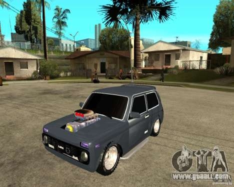 NIVA Mustang for GTA San Andreas