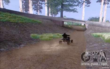 Countryside HQ for GTA San Andreas fifth screenshot