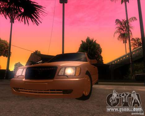 Mercedes-Benz S600 Limo for GTA San Andreas