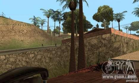 Grove Street 2013 v1 for GTA San Andreas fifth screenshot
