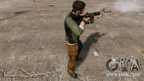 Sam Fisher v4 for GTA 4 forth screenshot
