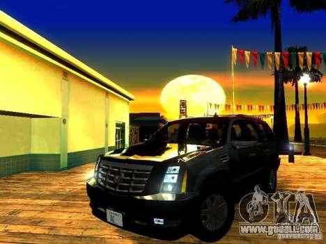 ENBSeries by JudasVladislav for GTA San Andreas sixth screenshot