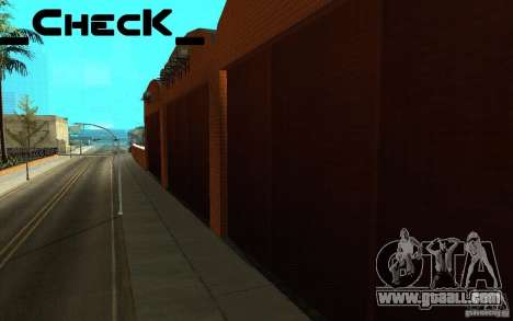 Respawn San News for GTA San Andreas forth screenshot