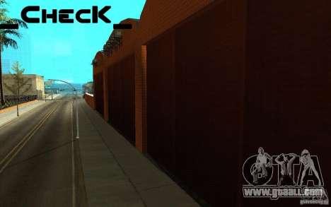Respawn San News for GTA San Andreas forth screenshot