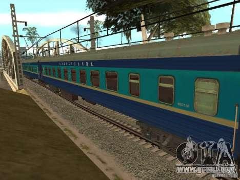 RAILROAD modification III for GTA San Andreas eighth screenshot