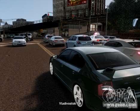 Traffic Load final for GTA 4 third screenshot