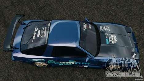 Toyota Supra 3.0 Turbo MK3 1992 v1.0 for GTA 4 right view