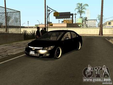 GFX Mod for GTA San Andreas ninth screenshot