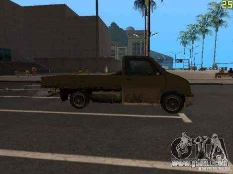 Moonbeam Pickup for GTA San Andreas right view