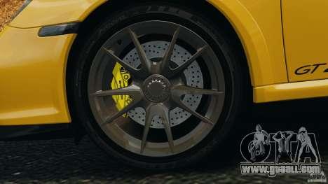 Porsche 911 GT2 RS 2012 v1.0 for GTA 4 upper view