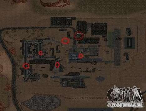 Chernobyl MOD v1 for GTA San Andreas second screenshot