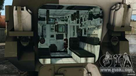 Stryker M1134 ATGM v1.0 for GTA 4 back view
