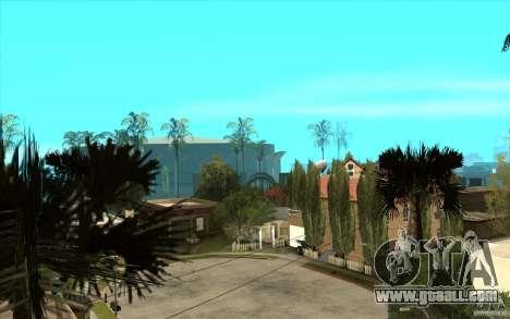 New Grove Street TADO edition for GTA San Andreas fifth screenshot