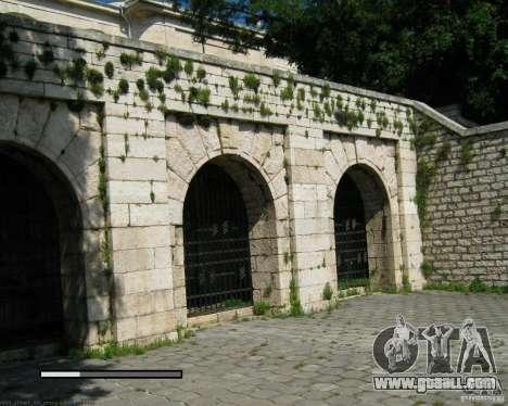 Loading screens Pyatigorsk for GTA San Andreas eighth screenshot
