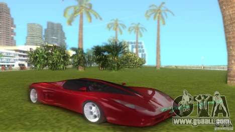 Neural for GTA Vice City back left view