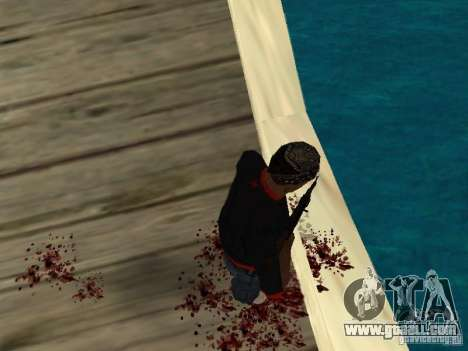 Real death for GTA San Andreas second screenshot