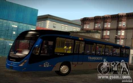 Marcopolo Viale BRT 0500M for GTA San Andreas